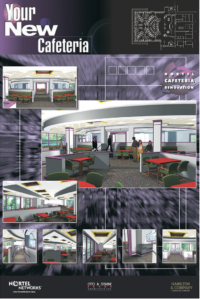 Nortel Cafeteria