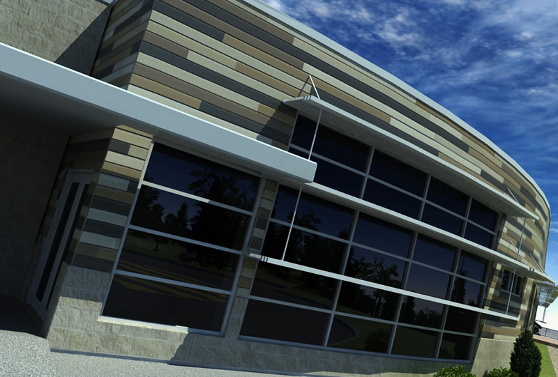 Canadore College Of Applied Arts And Technology 3d Architectural Rendering And Visualization Services Rahim Consulting