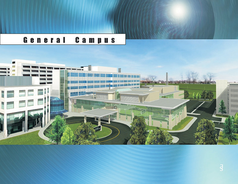 General Campus Critical Care Addition