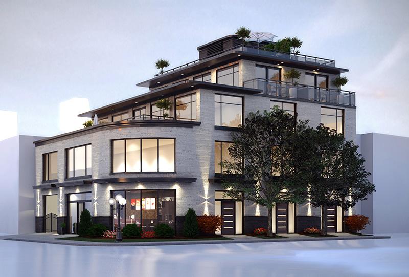 York Street Condominium