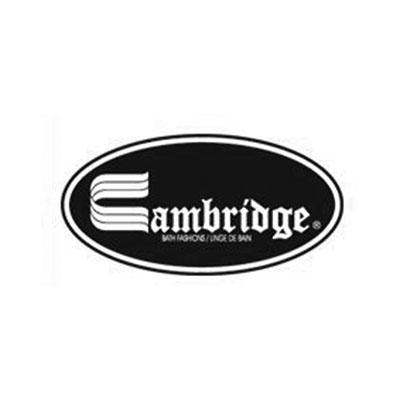 Cambridge Towel Logo Black and White