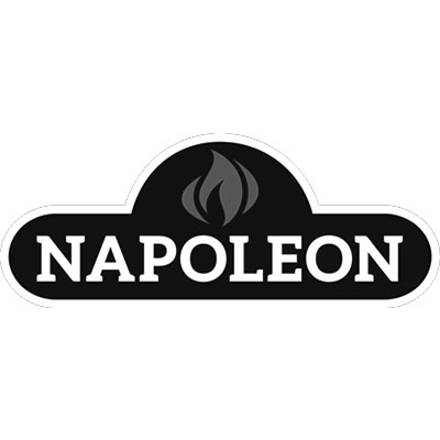 Napoleon Furnace Logo Black and White