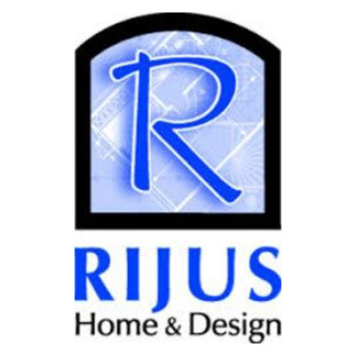 Rijus Home and Design Logo